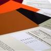 RAL(劳尔)色卡 841-GL校准页&原标准色彩带LAB色差值(高光泽版本) 单页订购 RAL 841-GL single cards