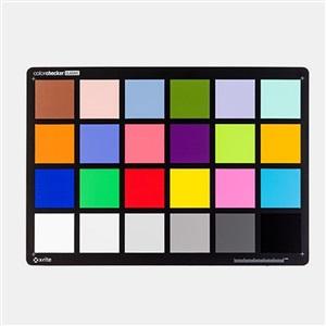 爱色丽X-RITE ColorChecker Chart 24色卡 X-Rite 24色标准卡
