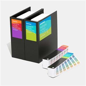 PANTONE彩通国际标准纺织行业用TPG可撕色票套装完整版