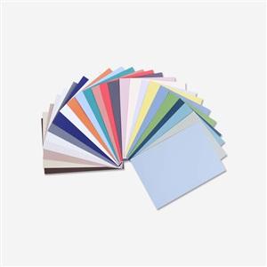 NCS色彩单页半光泽1950种色号凭色号订购  A6规格
