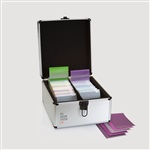 RAL色卡 劳尔色卡 标准色标卡 RAL-D6 DESIGN设计师版专用色谱盒 A6格式单页套装 RAL-D6