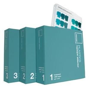 PANTONE彩通(潘通)塑胶不透明色选色手册 国际标准色卡 Q开头色号