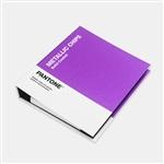 2019新版 PANTONE 金属色色票色卡 - 光面铜版纸 655种色彩 GB1507A