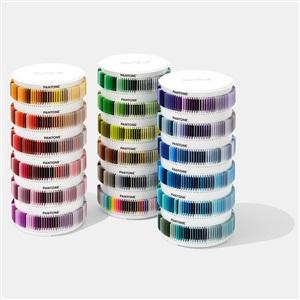 PANTONE彩通PLUS塑胶标准色片系列 国际标准塑料色卡 新品