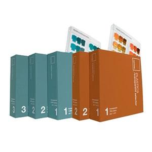 PANTONE彩通(潘通)塑胶不透明色与透明色选色手册 国际标准色卡