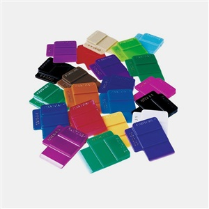 PANTONE(潘通)色卡 塑胶选色片-补充色片 Q开头及T开头色号