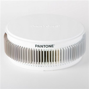 PANTONE彩通色调系列 黑白灰国际标准塑胶塑料系列色片